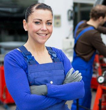 technicienne plombier chauffagiste